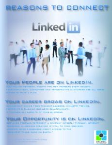 OCM LinkedIn Poster